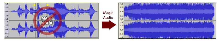 Magic Audio