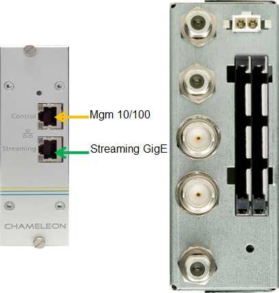 chameleon module