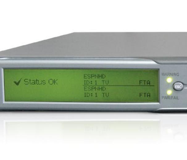 Harmonic PVR 7000