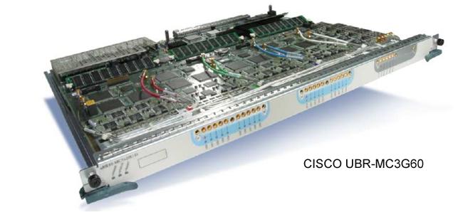 CISCO UBR-MC3G60
