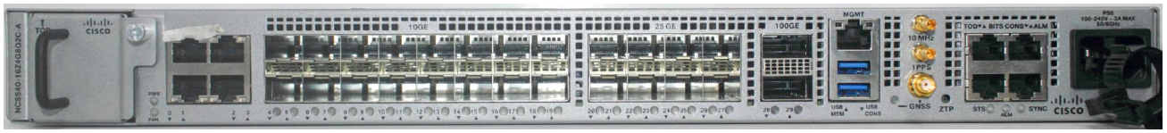 Cisco NCS 540 - Everglades, AC PSU