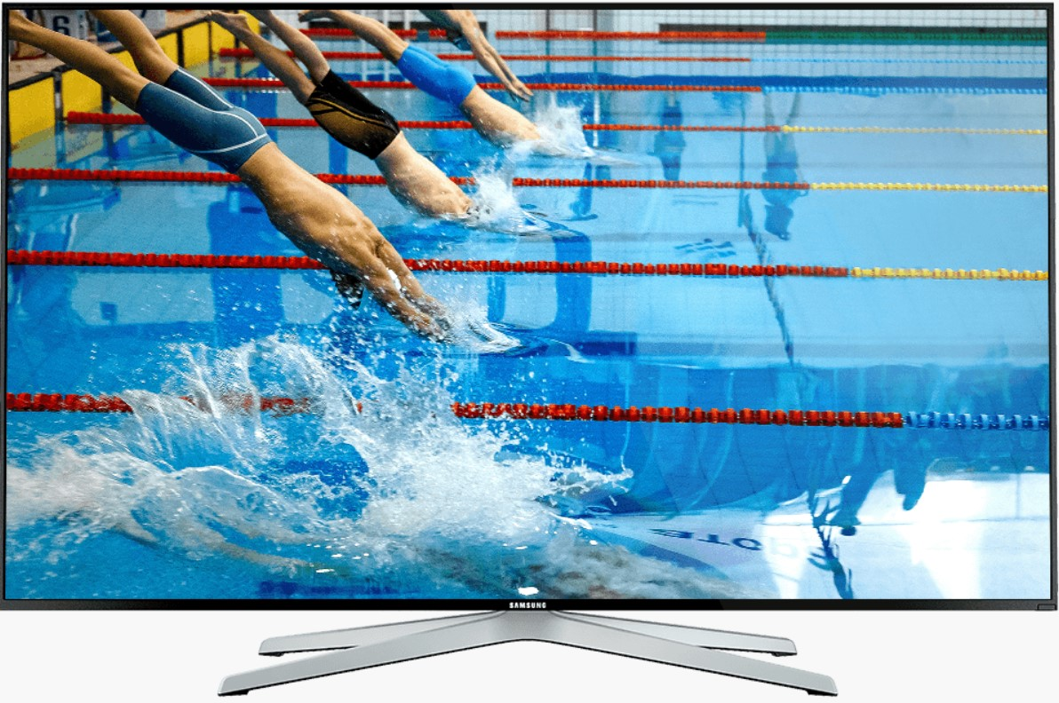 TV Samsung with olympic channel encoded using Electra XOS