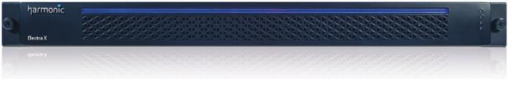 Wieloformatowy, wielokanałowy Encoder Harmonic Electra X2 z PURE Compression Engine