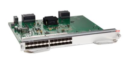 Cisco Catalyst 9400 Series 24-Port 1 Gigabit Ethernet (SFP) Line Card (C9400-LC-24S)