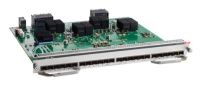 Cisco Catalyst 9400 Series 24-Port 10 Gigabit Ethernet (SFP+) Line Card (C9400-LC-24XS)