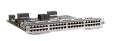 Cisco Catalyst 9400 Series 48-Port UPOE+ 10/100/1000 (RJ-45) Line Card (C9400-LC-48H)
