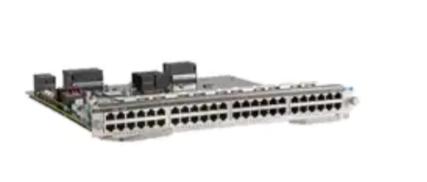 Cisco Catalyst 9400 Series 48-Port UPOE+ 5 Gbps (RJ-45) Line Card (C9400-LC-48HN)
