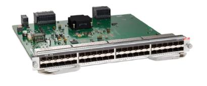 Cisco Catalyst 9400 Series 48-Port 1 Gigabit Ethernet (SFP) Line Card (C9400-LC-48S)