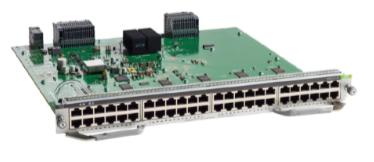 Cisco Catalyst 9400 Series 48-Port 10/100/1000 (RJ-45) Line Card (C9400-LC-48T)